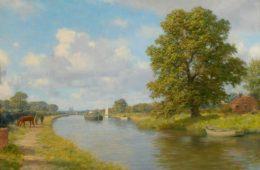 River Hull at Dunswell