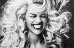 Rita Ora, singer-songwriter, actress.